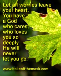 Let God Heal You