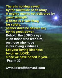 On Whom Is Our Hope?