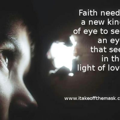 With Eyes of Faith