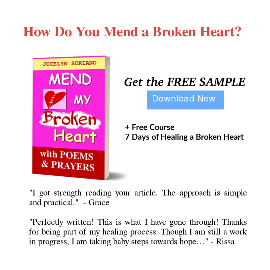 A Broken Heart's Prayer - Quotes, Poems, Prayers, Books and