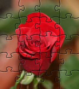 life is like a big puzzle that never gets solved