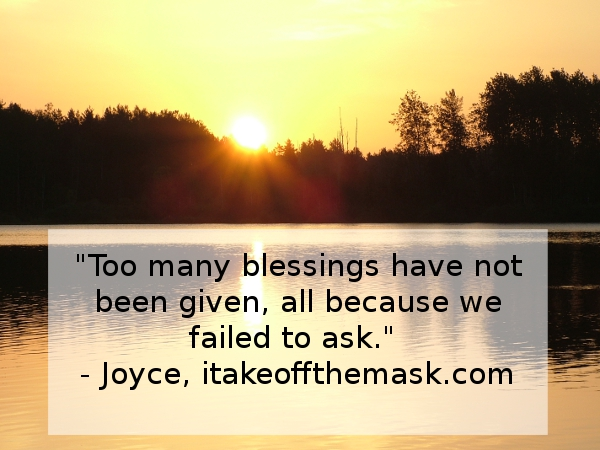 too many blessings not given best life quotes