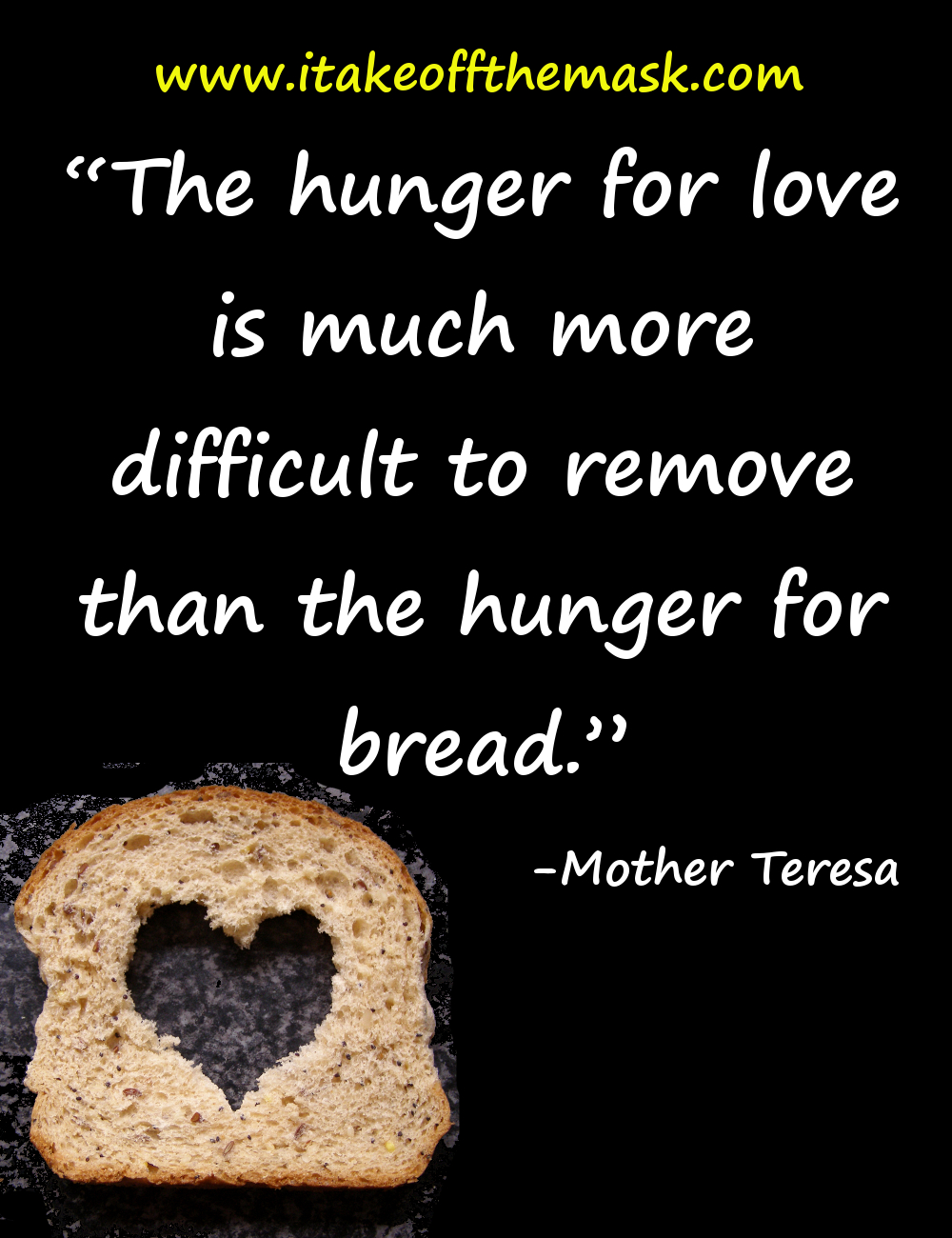 Quotes About Hunger Inspirational Quotes From Mother Teresa  Best Life Quotes Poems