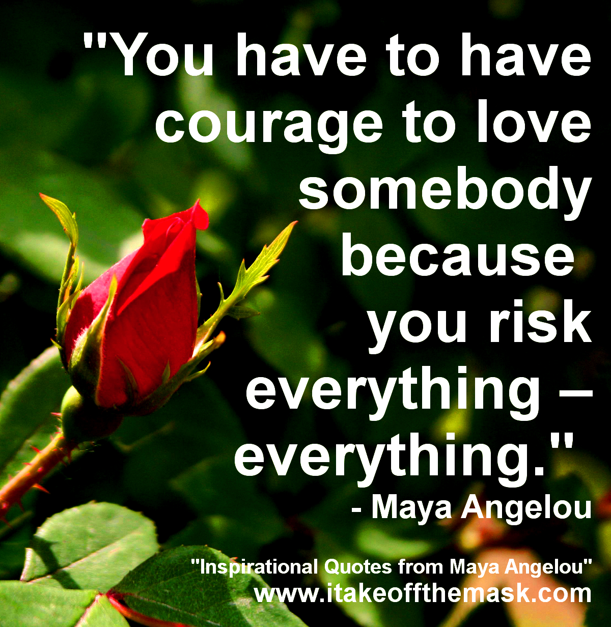 Inspirational Quotes From Maya Angelou Part 2 Best Life Quotes