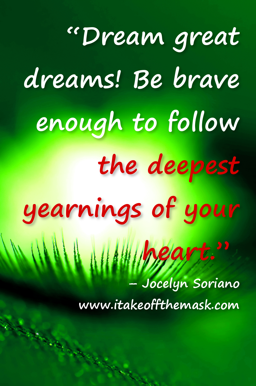 Inspirational Quotes on Dreams