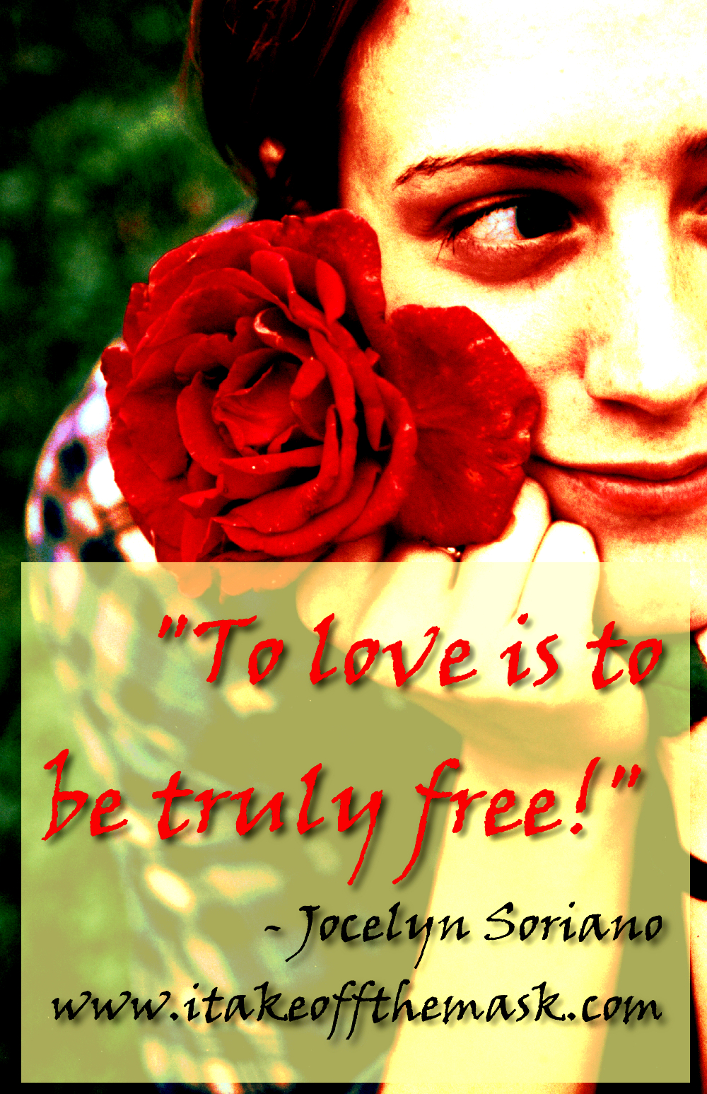 To Love is To Be Free