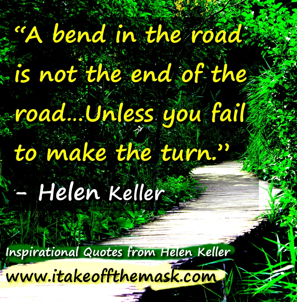 End Of Life Quotes Inspirational: Inspirational Quotes From Helen Keller