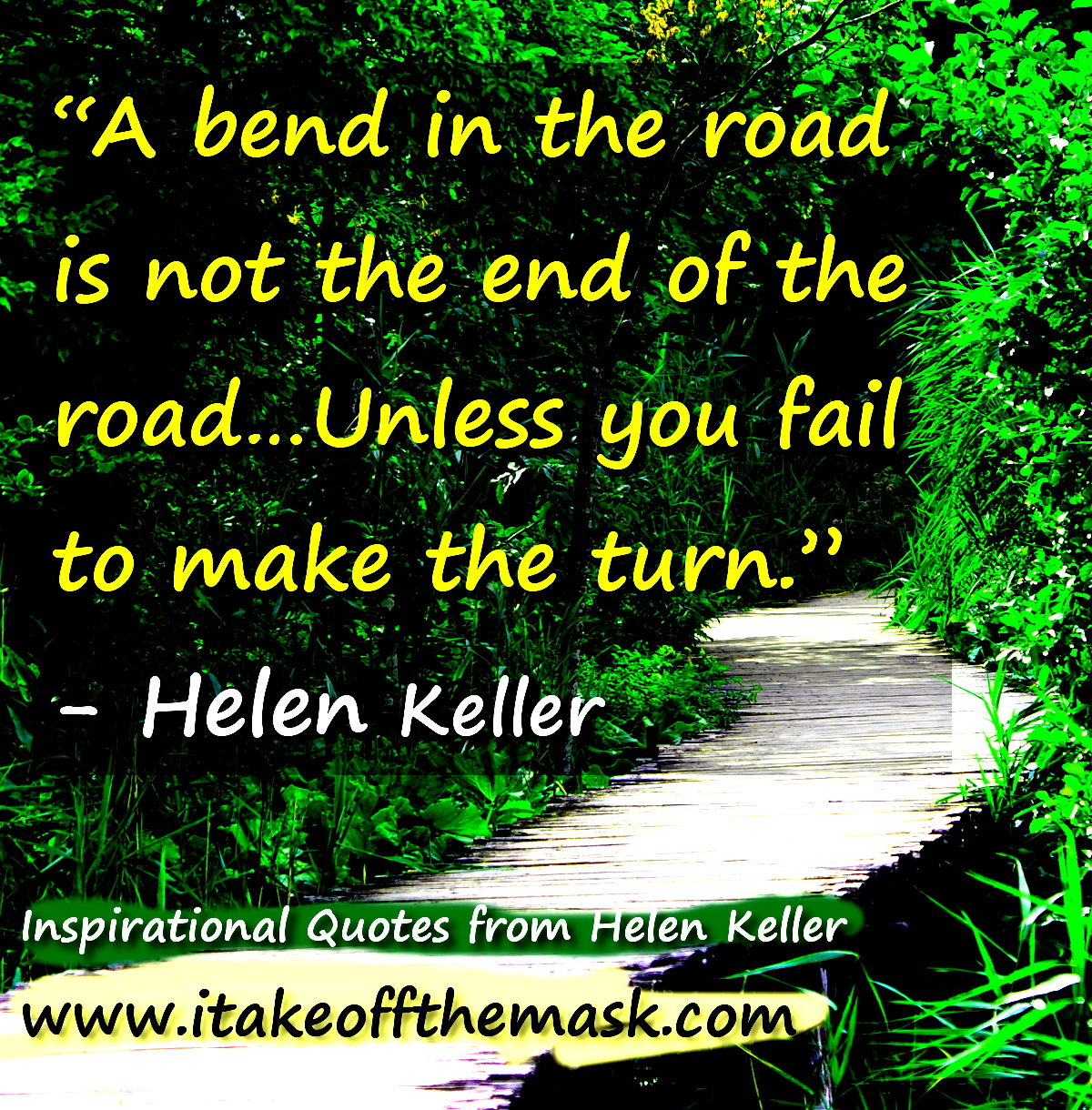 Inspirational Quotes from Helen Keller