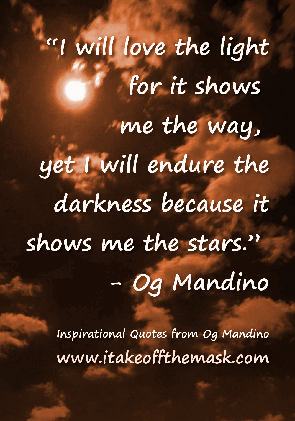 Inspirational Quotes from Og Mandino