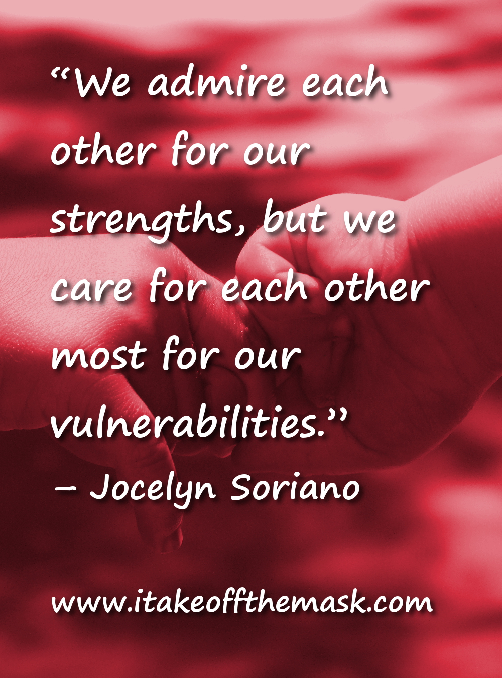 To Love and To Be Vulnerable