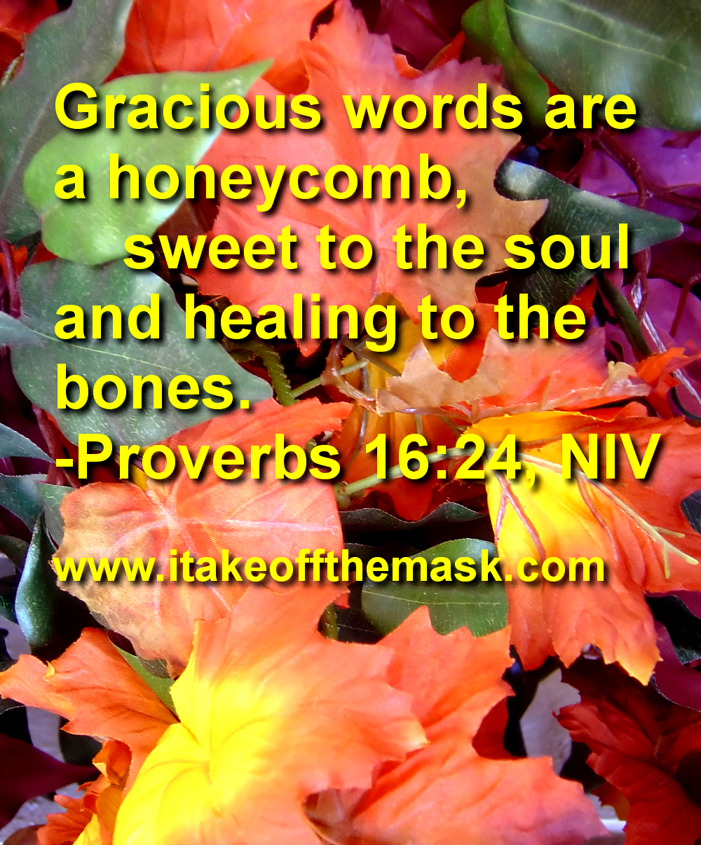 Let Your Words Heal