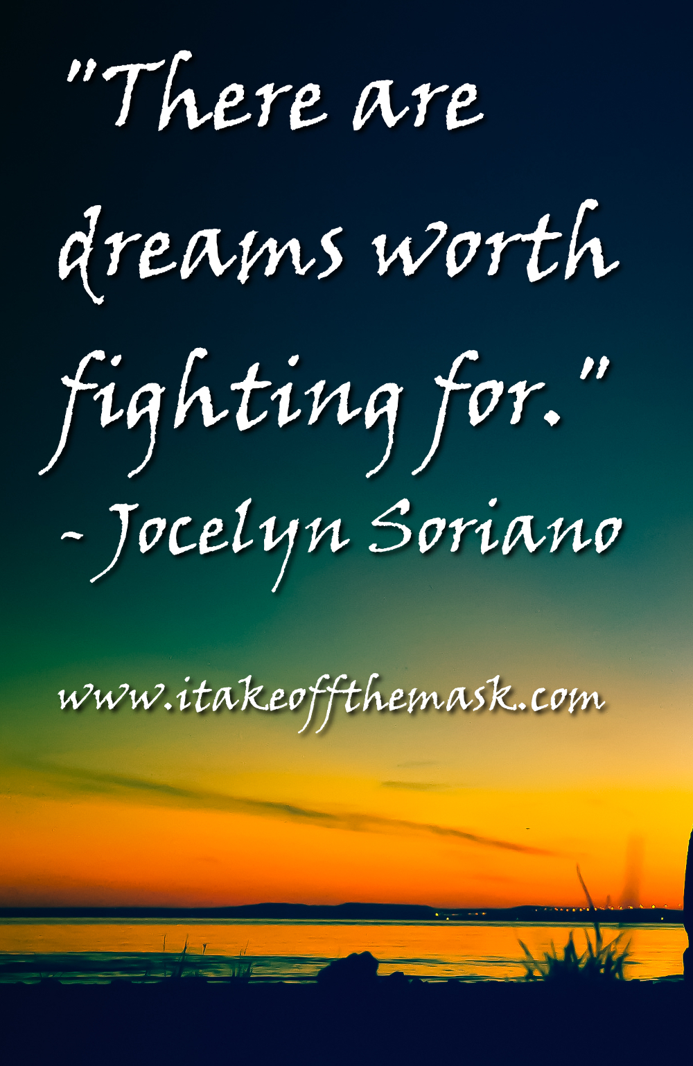 There Are Dreams Worth Fighting For