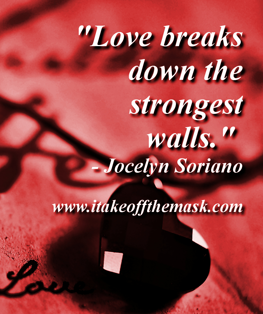 Love Breaks Down The Strongest Walls