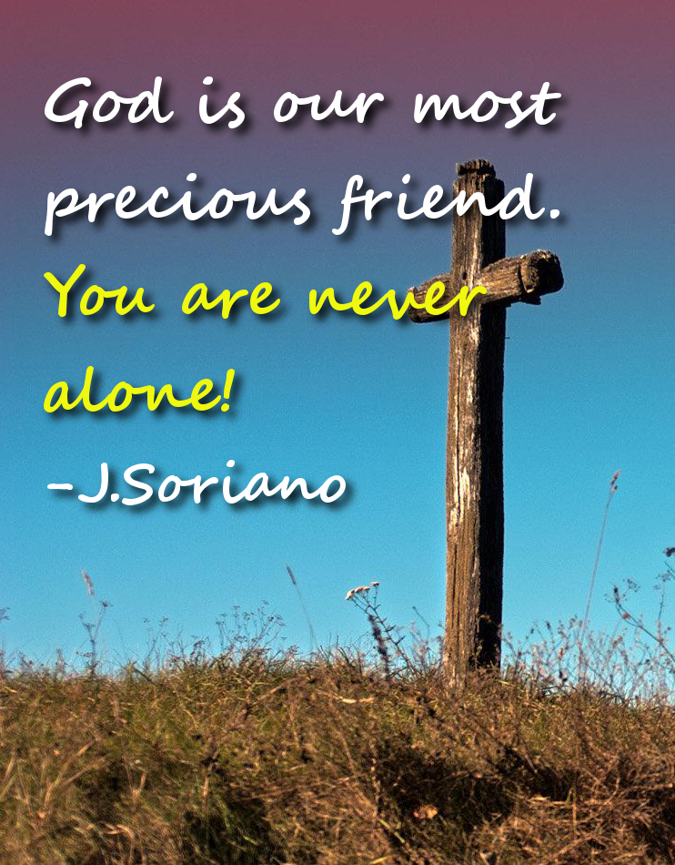God is Our Friend