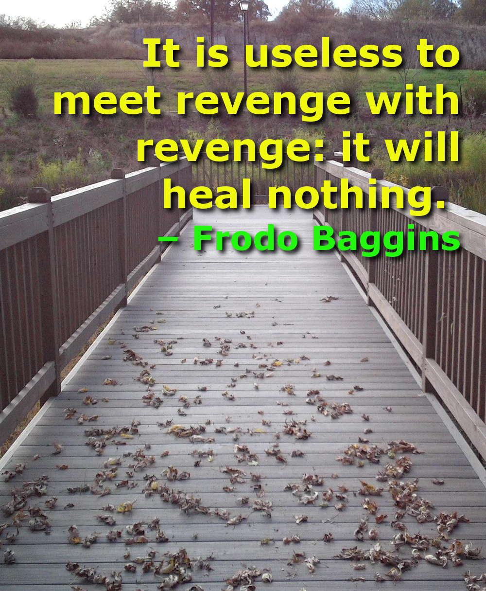 In Forgiveness Starts Healing