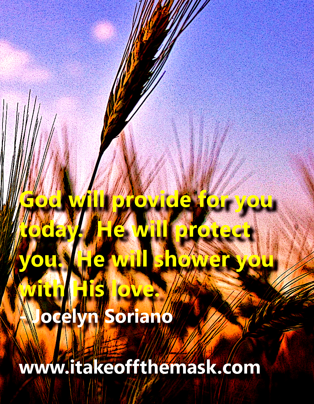 God Will Provide For You