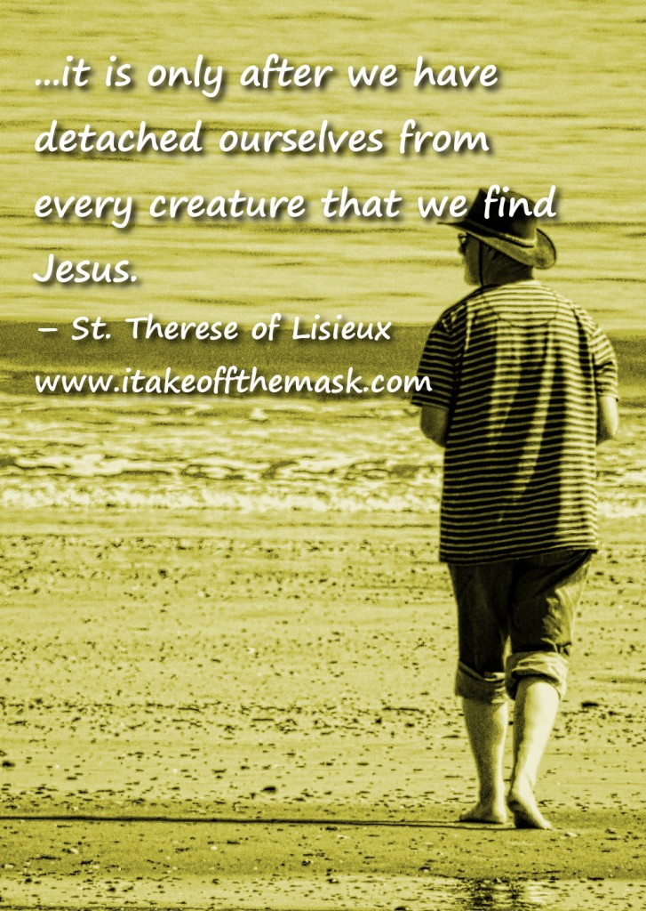 """To Find Jesus - """"I Take Off The Mask!"""" - Healing Quotes ..."""
