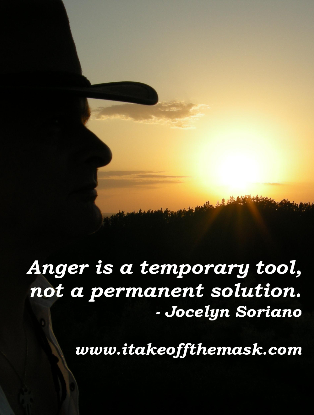 Anger Is Temporary