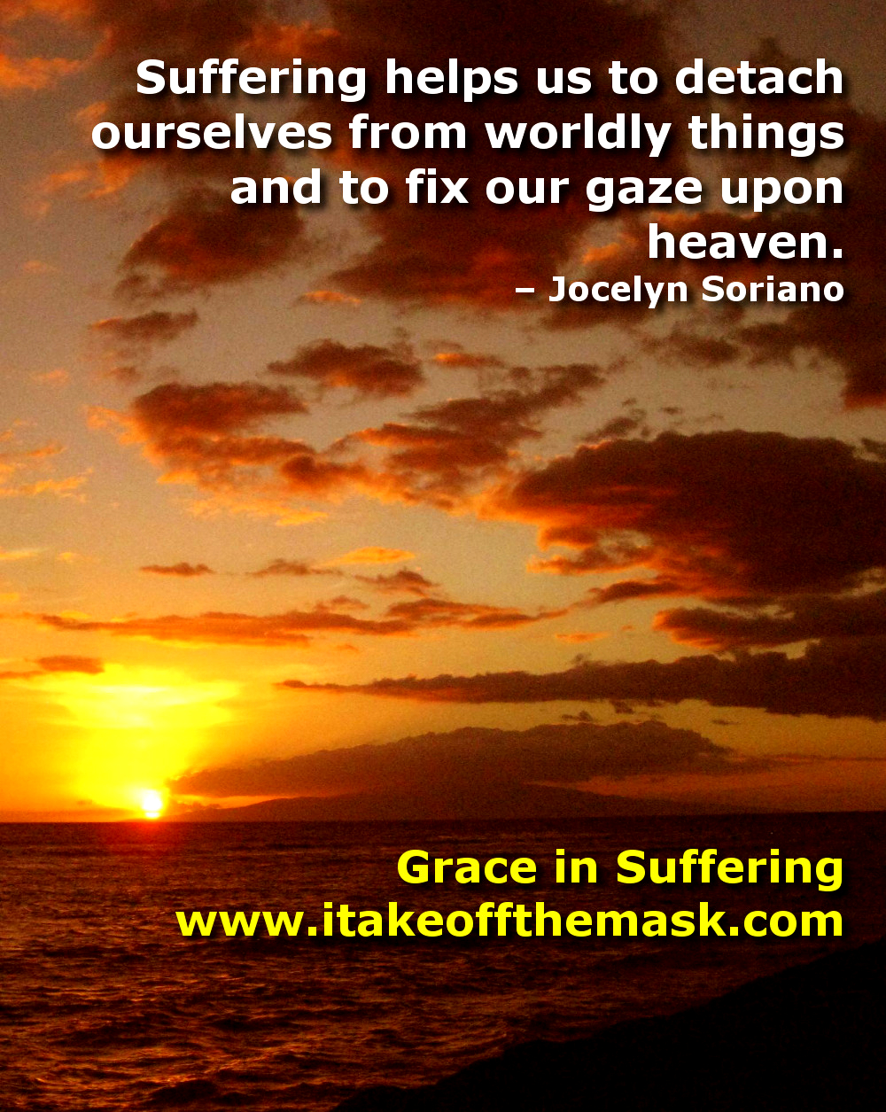 Grace in Suffering