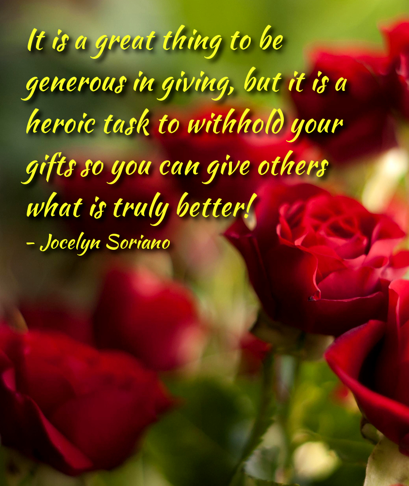Give Better Gifts