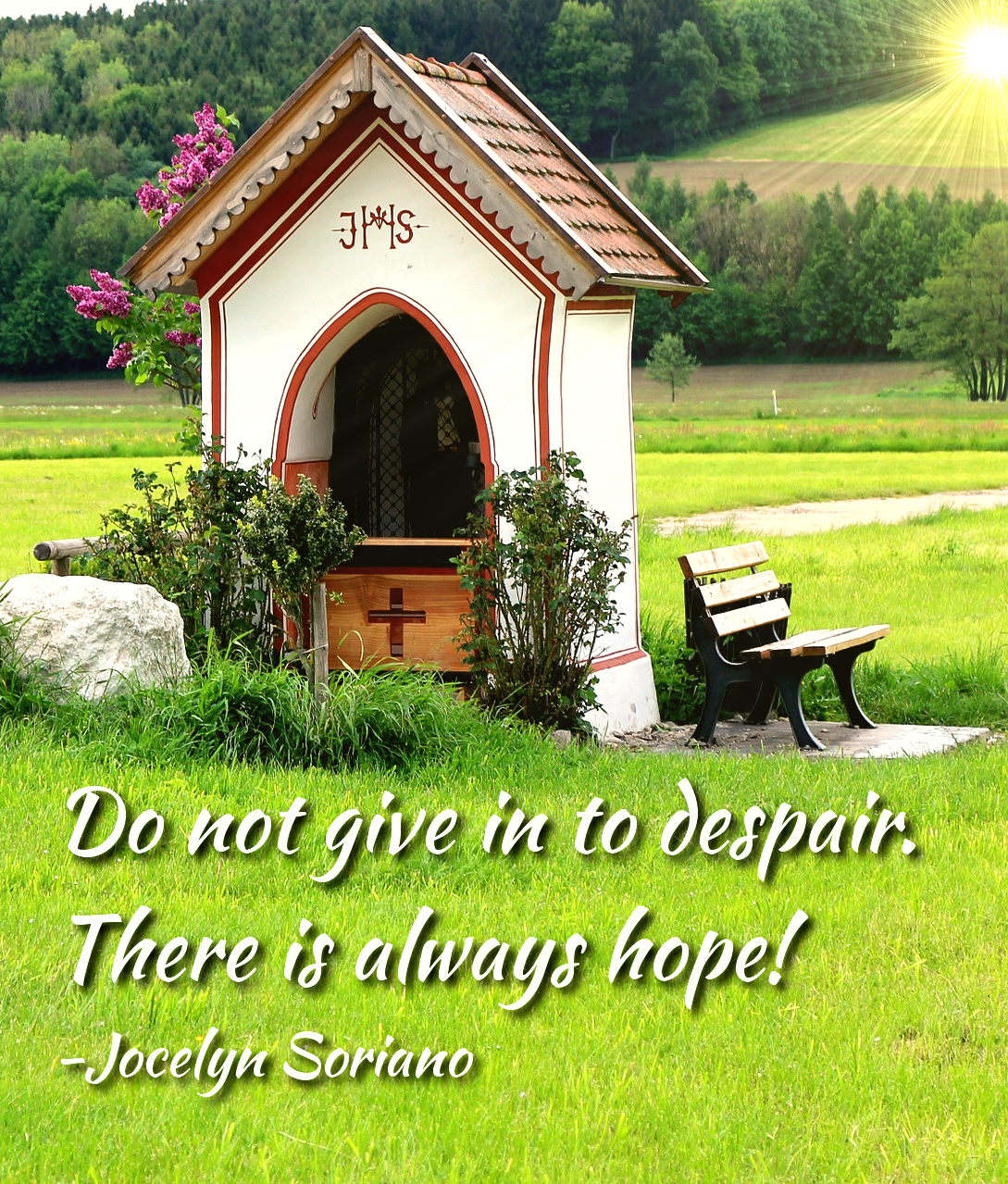 Do Not Despair!
