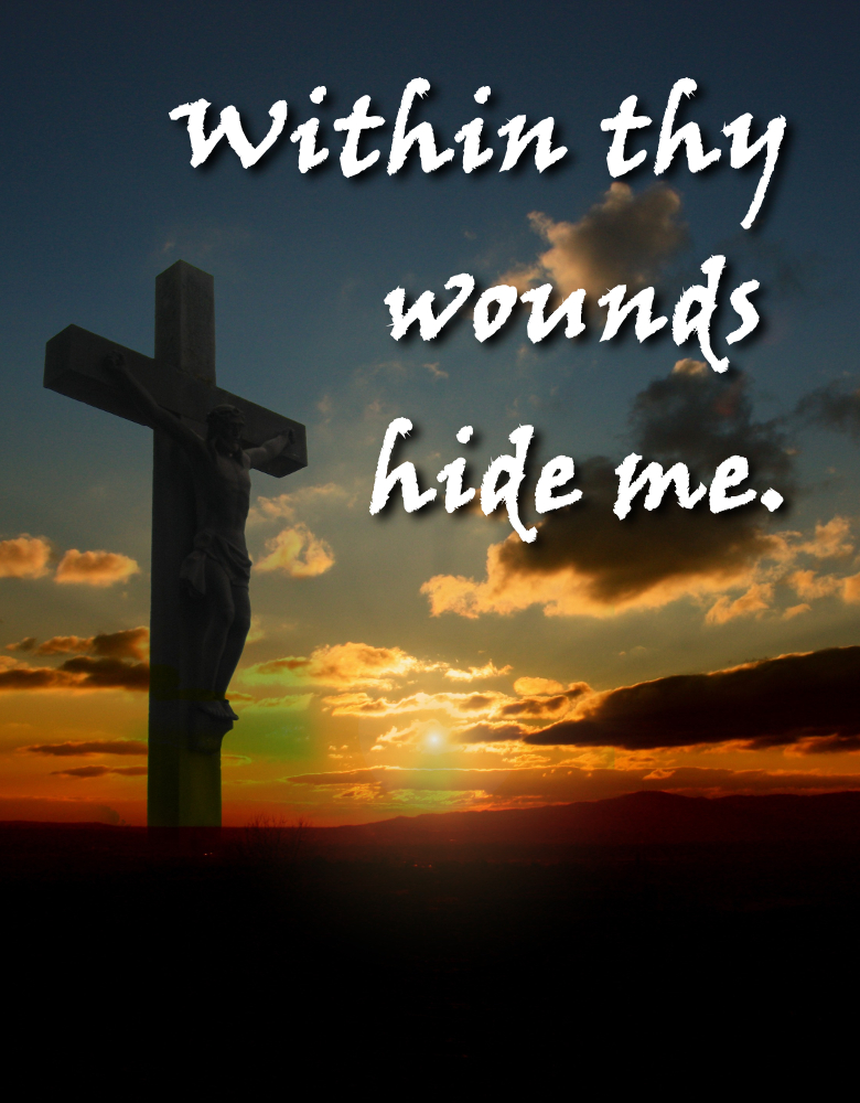 Hidden in Thy Wounds
