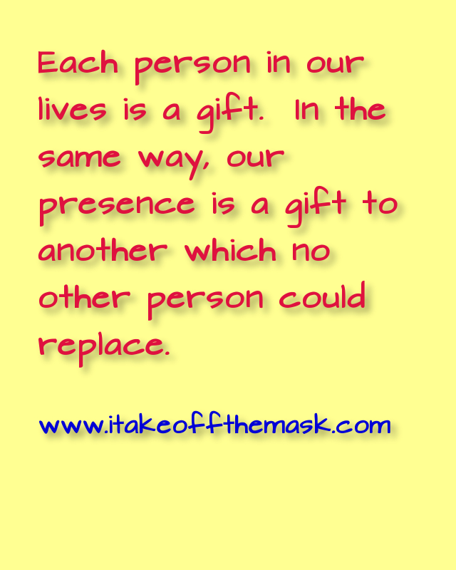 People Are Gifts