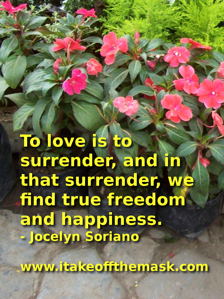 Surrender in Love