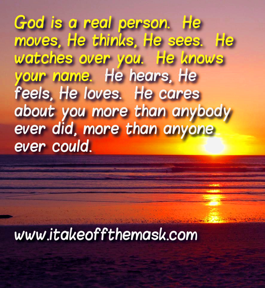 God is Real - Best Life Quotes, Poems, Prayers, Words of ...