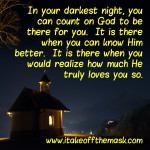In Your Darkest Night