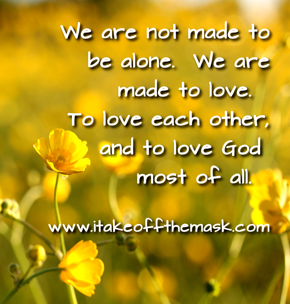 Jesus Love Each Other: Quotes, Poems, Prayers, And Words Of