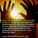 Give Me Eyes To See
