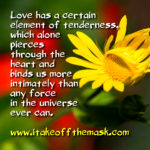 God's Tenderness