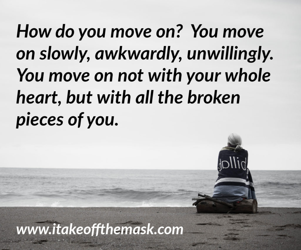 How Do You Move On? - Quotes, Poems, Prayers, Books and ... - photo#3
