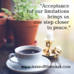 Acceptance and Peace